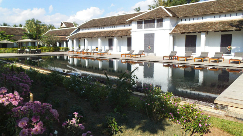 Hotel de la paix luang prabang laos luxury hotels in for Luang prabang luxury hotels