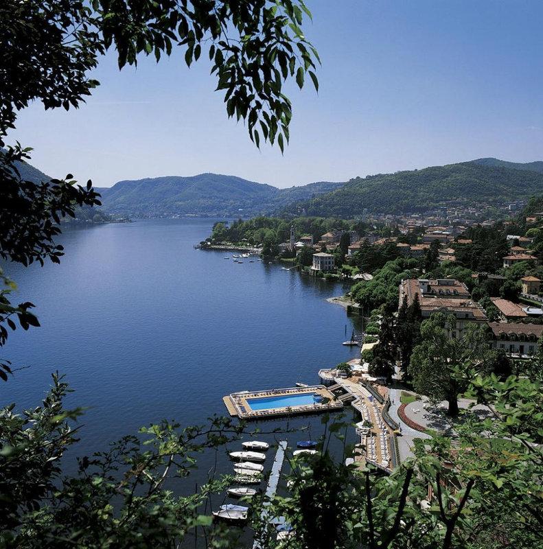 Hotel Villa Deste Como