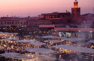 A Long Weekend in Morocco holiday and itinerary details