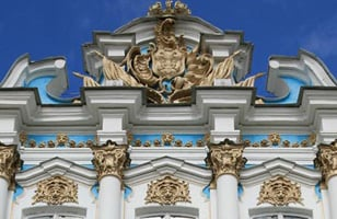 A Long Weekend in St Petersburg holiday and itinerary details