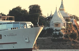 Burma Cruises - Road to Mandalay holiday and itinerary details