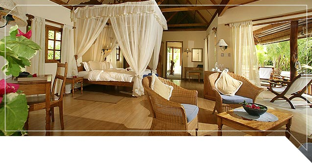 Luxury Honeymoon Bedroom