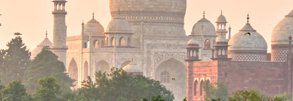 Book your tailor-made holiday and experience the incredible sights of India, including the legendary Taj Mahal.