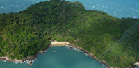 Save £275 per person: Pousada Picinguaba, Serra do Mar
