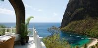 7 nights from only £1,690 pp - Sugar Beach, St Lucia