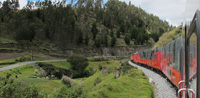 Ecuador with the Tren Crucero