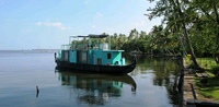 The Discovery Houseboat