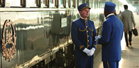 Orient Express Rail Journey