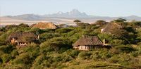 Free internal flights: Lewa Wilderness, Lewa Downs