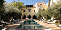 Save £750 per person: Villa des Orangers, Marrakech