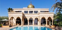 Enjoy free nights at Palais Namaskar