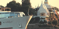 Burma Cruises - Road to Mandalay