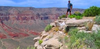 Charity Trek: Grand Canyon 2013