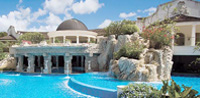 7 nights from £2,895 per person: Sandy Lane, Barbados