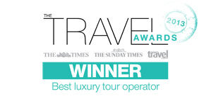 The Times/The Sunday Times Best Luxury Tour Operator