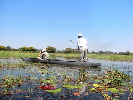 Mokoro, Botswana