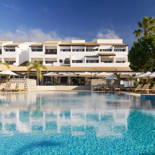 Sheraton Algarve Hotel at Pine Cliffs, Albufeira