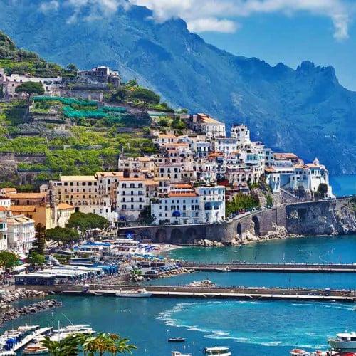 Santa Caterina, Amalfi Coast