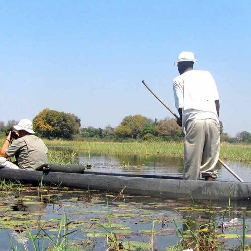 Kanana, Okavango Delta