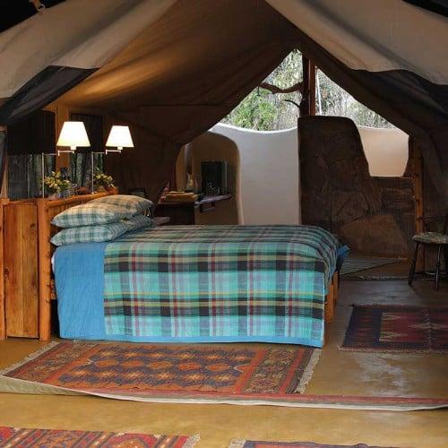 Kitich Camp, Mathews Range