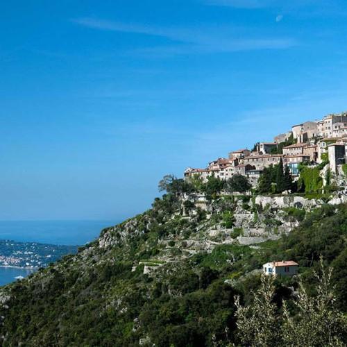 La Chèvre d'Or, Côte d'Azur