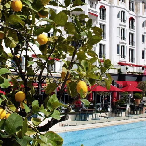Hôtel Majestic Barrière, Cannes