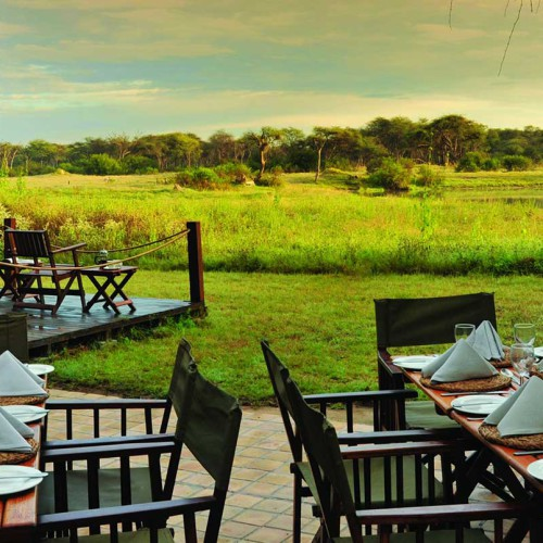 The Hide Safari Camp, Hwange