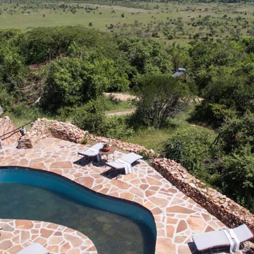 Klein's Camp, Serengeti National Park