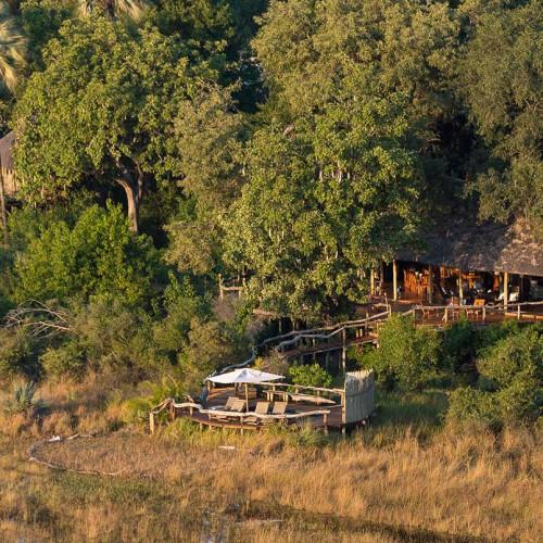Kwetsani Camp, Okavango Delta