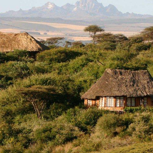 Lewa Wilderness, Lewa Downs