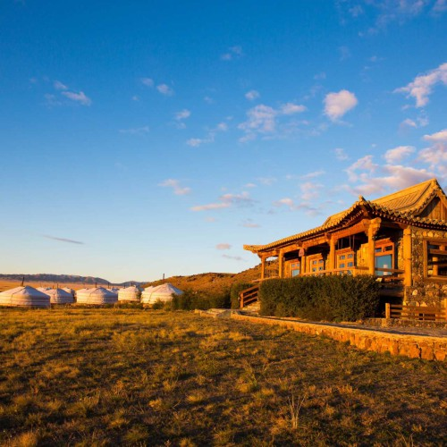Three Camel Lodge, Gobi Desert