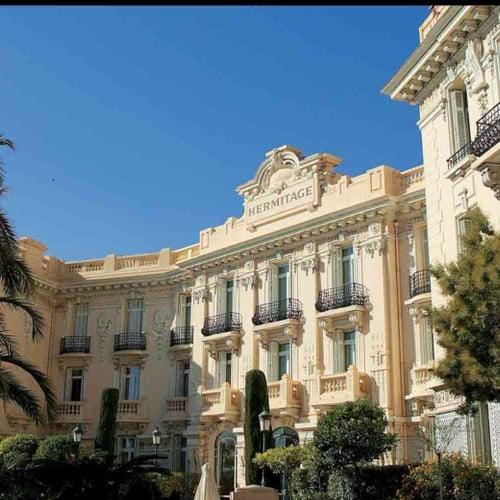 Hôtel Hermitage, Monte Carlo