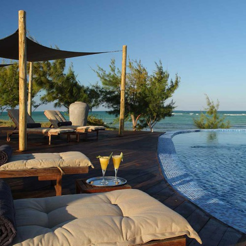 Coral Lodge, Mozambique