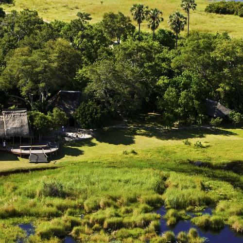 Selinda Camp, Selinda Reserve