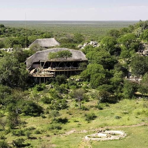 Ongava Lodge, Etosha