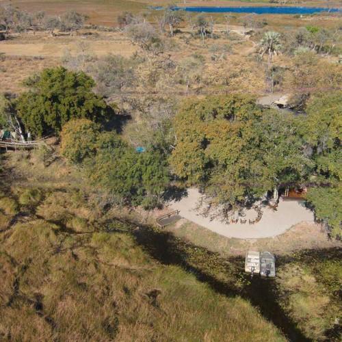 Pom Pom Camp, Okavango Delta