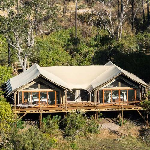 Tubu Tree Camp and Little Tubu Camp, Okavango