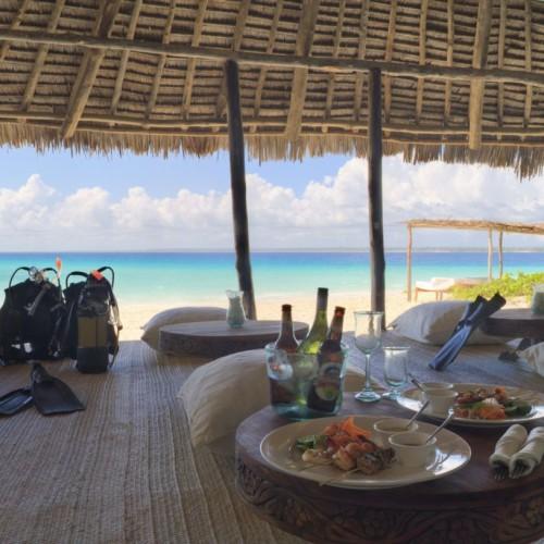 Mnemba Island Lodge, Zanzibar
