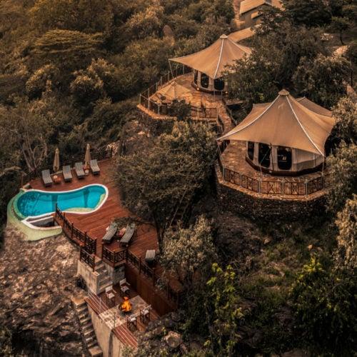 Ol Seki Hemingway, Masai Mara