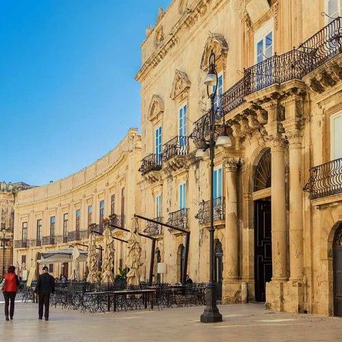 Des Etrangers Hotel & Spa, Sicily