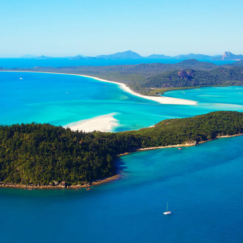 Whitsundays Sailing, Australia
