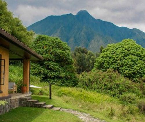 Sabyinyo Silverback Lodge, Volcanoes National Park