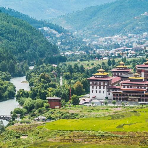 Amankora Thimphu, Bhutan