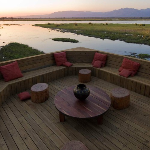 Ruckomechi Camp, Mana Pools