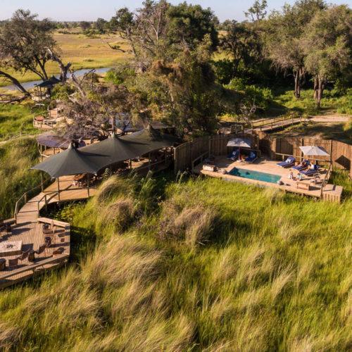 Little Vumbura, Okavango