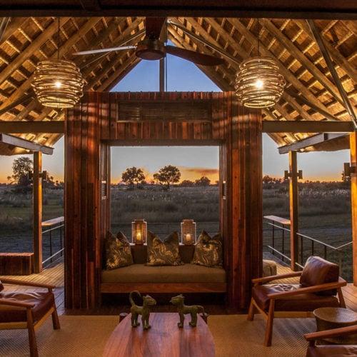 Chitabe Camp, Okavango Delta