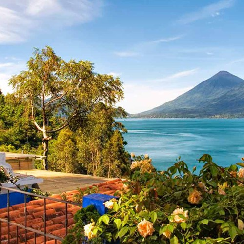 Casa Palopó, Lake Atitlan