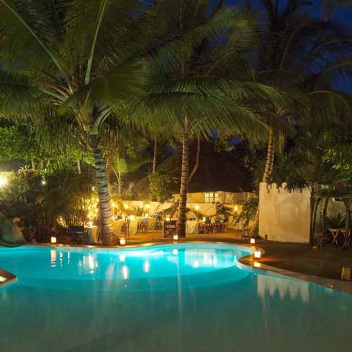 Matemwe Hotel, Zanzibar