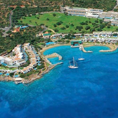 Porto Elounda, Crete