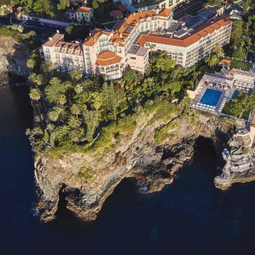 Belmond Reid's Palace Hotel, Funchal, Madeira